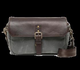 Bowery 50/50 Camera Bag Dark Truffle