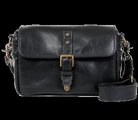 Bowery Leather Black