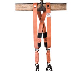 Swagg | Vegan Camera Harness Copper