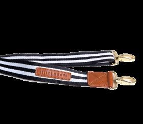 Bag Strap | Stripes + Gold Stripes