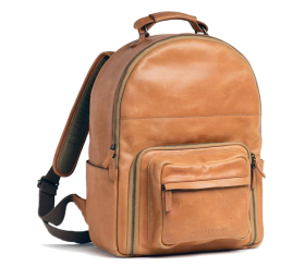 Tourost | Camera Backpack Cognac