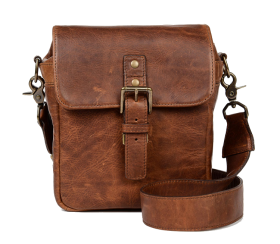 Bond Street | Small Camera Bag Cognac