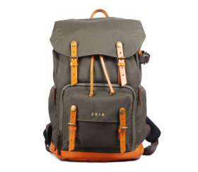 Raw Yeti Camera Backpack Army Green
