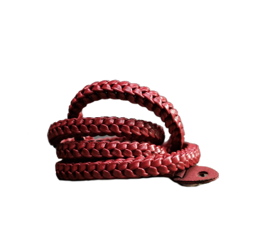Braided Red