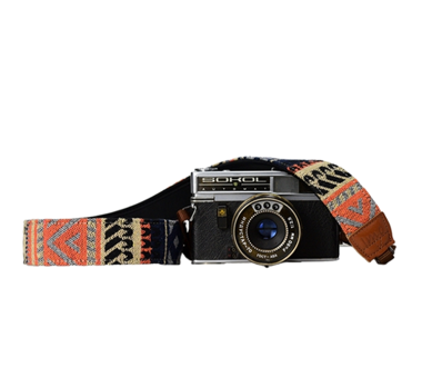 The Moon | Camera Strap Multi color