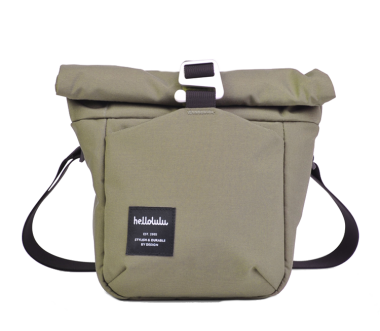Norris | Compact Camera Bag Beige Grey