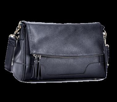 Abby   Compact Camera Bag Black