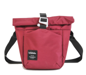 Norris | Compact Camera Bag Ruby Red