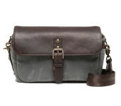 Bowery 50/50 Camera Bag Dark Truffle