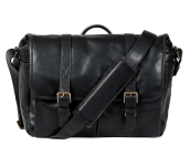 Brixton Leather Black