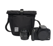 Nigel | Compact Camera Bag Lava Black