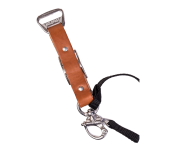 Adjustable Slider Bridle Tan