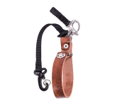 Camera Leash Water Buffalo Tan