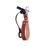 Camera Leash Bridle Chestnut