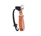 Camera Leash Bridle Tan Tan