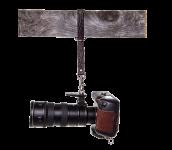 Camera Leash Bison Brown