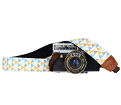 Triangle | Camera Strap Multi Color