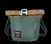 Norris | Compact Camera Bag Jungle Green/Sand