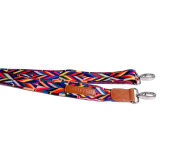 Bag Strap | Multi-Color + Gold