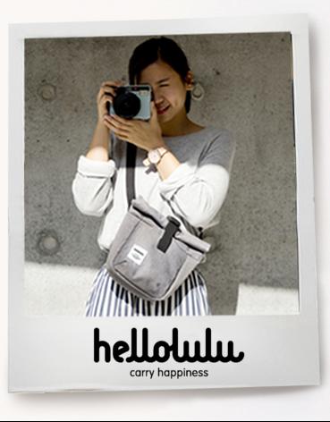 Hellolulu Camera Bags