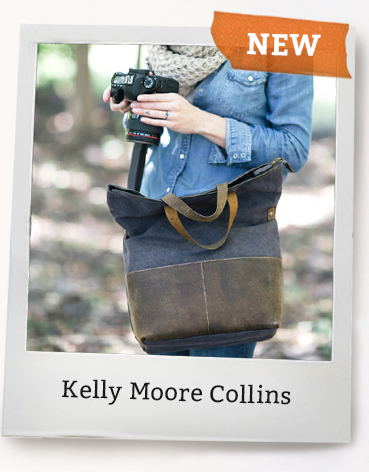 Kelly Moore Collins Camera Bag for Women