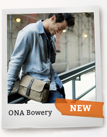ONA Bowery Camera Bag